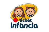 logo ticket-infancia